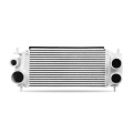 Mishimoto Sleek Silver Direct-Fit Intercooler | 2015+ Ford F-150 Ecoboost | Dale's Super Store