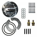 "Lift Pumps & Fuel Systems | 2008-2010 Ford Powerstroke 6.4L - Fuel Sumps | 2008-2010 Ford Powerstroke 6.4L - FASS Diesel Fuel Systems® - FASS® Diesel ""No Drop"" Fuel Sump Kit (BOWL ONLY) 