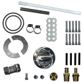 "Lift Pumps & Fuel Systems - Fuel Sumps - FASS Diesel Fuel Systems® - FASS® Diesel ""No Drop"" Fuel Sump Kit w/Suction Tube Upgrade 