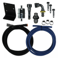 FASS Diesel Fuel Systems® - FASS® Replacement Pump (DRP02) Relocation Kit | 1998-2002 5.9L Dodge Cummins