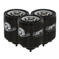 Dodge/RAM Cummins Parts - 2003-2004 Dodge Cummins 5.9L Parts - aFe Power - aFe Power Pro Guard D2 Fuel Filter for DFS780 Fuel Systems (3 Pack) | 44-FF019M