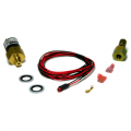 Injectors, Lift Pumps & Fuel Systems - Fuel System Plumbing - BD Diesel - BD Diesel Red LED Low Fuel Pressure Alarm Light | 1998.5-2007 5.9L Dodge Cummins