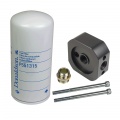 BD Diesel - BD Diesel Flow-Max Add-On Post Fine Particle Fuel Filter Kit | 1050340-PFF