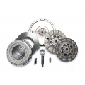 South Bend Clutch - South Bend Street Dual Disc Clutch Kit w/Flywheel for 2008-2010 6.4L Ford Powerstroke