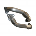 PPE - PPE Replacement Up Pipes (Non-EGR) | 2001-2004 Chevy/GMC Duramax LB7 6.6L