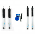 Suspension - Leveling Kits - Sinister Diesel - Sinister Diesel 2in Leveling Kit w/Bilstein 5100 Series Shocks | 2005-2016 Ford Powerstroke (4WD)