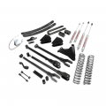 Shop By Vehicle - Suspension & Steering - Rough Country - Rough Country 6in Suspension Lift Kit | 2008-2010 Ford Super Duty F-250/F-350 4WD (Gas Models)