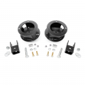 Suspension Lift Kits | 2013-2018 6.7L Dodge Cummins - Leveling Lift Kits | 2013-2018 6.7L Dodge Cummins - Rough Country - Rough Country 2.5in Leveling Lift Kit | 13-17 RAM 2500/14-17 RAM 3500
