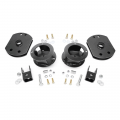 Suspension & Steering | Dodge Ram 2500/3500 - Leveling Kits | Dodge Ram 2500/3500 - Rough Country - Rough Country 2.5in Leveling Lift Kit | 2014-2017 RAM 2500 4WD