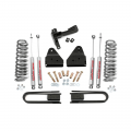 Shop By Vehicle - Suspension & Steering - Rough Country - Rough Country Series II 3in Suspension Lift Kit | 2005-2007 Ford Super Duty F-250/F-350 4WD