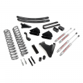 Diesel Truck Parts - Rough Country - Rough Country 6in Suspension Lift Kit | 2005-2007 6.0L Ford Powerstroke F-250/F-350 4WD