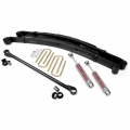 Suspension Lift Kits | 1999-2003 Ford Powerstroke 7.3L - Leveling Lift Kits | 1999-2003 Ford Powerstroke 7.3L - Rough Country - Rough Country 2.5in Leveling Lift Kit | 1999-2004 Ford F-250/F-350 4WD