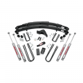 Rough Country 6in Suspension Lift Kit | 1999-2004 Ford F-250/F-350 4WD