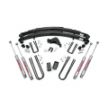 Rough Country 4in Suspension Lift Kit | 1999-2004 Ford F-250/F-350 4WD