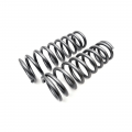 Suspension & Steering Boxes - Coils - Rough Country - Rough Country 2in Leveling Coil Springs | 2003-2013 Dodge 2500/3500 4WD