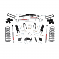 Diesel Truck Parts - Rough Country - Rough Country 5in Suspension Lift Kit | 1994-2002 Dodge RAM 2500 4WD