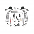 Diesel Truck Parts - Rough Country - Rough Country 5in Suspension Lift Kit | 2008 6.7L Dodge Cummins 2500/3500 4WD