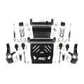 Diesel Truck Parts - Rough Country - Rough Country 6in Suspension Lift Kit | 2015-2018 GM 2.8L Colorado/Canyon LWN 4WD