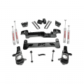 2007.5-2014 Chevrolet Silverado / GMC Sierra - Chevrolet Silverado / Sierra Suspension - Rough Country - Rough Country 6in Suspension Lift Kit | 2001-2010 GM 2500 & 2001-2006 1500HD 2WD