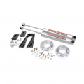 Suspension & Steering - Leveling Lift Kits - Rough Country - Rough Country 2in Leveling Lift Kit | 2015-2018 Ford F-150 2WD/4WD