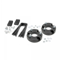 Suspension & Steering - Leveling Lift Kits - Rough Country - Rough Country 2in Leveling Lift Kit | 2009-2018 Ford F-150 2WD/4WD