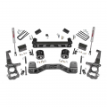 Ford F150 (Non-Turbo) - 2004-2008 Ford F150 - Rough Country - Rough Country 4in Suspension Lift Kit | 2015-2018 Ford F-150 2WD