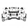 Ford F150 (Non-Turbo) - 2004-2008 Ford F150 - Rough Country - Rough Country 6in Suspension Lift Kit | 2015-2018 Ford F-150 2WD