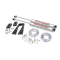 Suspension & Steering - Leveling Lift Kits - Rough Country - Rough Country 2in Leveling Lift Kit | 2014 Ford F-150 2WD/4WD
