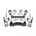Suspension & Steering | 2011-2014 Ford F-150 EcoBoost 3.5L - Suspension Lift Kits | 2011-2014 F-150 EcoBoost 3.5L - Rough Country - Rough Country 6in Suspension Lift Kit | 2009-2014 Ford F-150 2WD