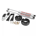 Suspension & Steering - Leveling Lift Kits - Rough Country - Rough Country 2.5in Leveling Lift Kit | 2004-2008 Ford F-150 2WD/4WD