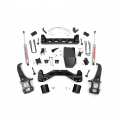 Ford F150 (Non-Turbo) - 2004-2008 Ford F150 - Rough Country - Rough Country 4in Suspension Lift Kit | 2004-2008 Ford F-150 4WD