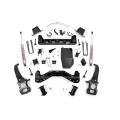 Ford F150 (Non-Turbo) - 2004-2008 Ford F150 - Rough Country - Rough Country 6in Suspension Lift Kit | 2004-2008 Ford F-150 4WD