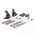Ford F150 (Non-Turbo) - 2004-2008 Ford F150 - Rough Country - Rough Country 3in Suspension Lift Kit | 1997-2003 Ford F-150 2WD