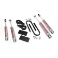 Suspension & Steering - Leveling Lift Kits - Rough Country - Rough Country 2.5in Leveling Lift Kit | 1997-2003 Ford F-150 4WD
