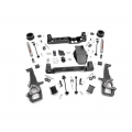 Shop By Vehicle - Suspension & Steering - Rough Country - Rough Country 4 In Suspension Lift Kit for 2012-2018 Dodge Ram 1500 4WD