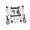 Suspension & Steering - Suspension Lift Kits - Rough Country - Rough Country 4in Suspension Lift Kit | 2009-2011 Dodge Ram 1500 4WD