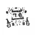 Dodge Ram 1500 Suspension  - Suspension Lift Kits | Dodge Ram 1500 - Rough Country - Rough Country 6in Suspension Lift Kit | 2009-2011 Dodge Ram 1500 4WD