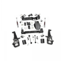 Rough Country - Rough Country 4in Suspension Lift Kit | 2006-2008 Dodge Ram 1500 4WD