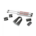 Rough Country - Rough Country 2.5in Suspension Lift Kit | 2006-2008 Dodge Ram 1500 4WD