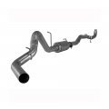 "Shop By Vehicle - Exhaust Systems - Flo~Pro - Flo~Pro 4"" Stainless Steel Downpipe Back w/Muffler 