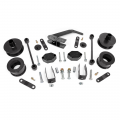Suspension & Steering - Suspension Lift Kits - Rough Country - Rough Country 2.5in Series II Suspension Lift Kit | 2007-2018 Jeep Wrangler JK