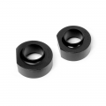 Jeep Parts - Jeep Wrangler Parts - Rough Country - Rough Country 1.75in Coil Spring Spacers | 97-06 Jeep Wrangler TJ 4WD / 84-98 Jeep Grand Cherokee 2WD/4WD