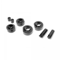 Jeep Parts - Jeep Wrangler Parts - Rough Country - Rough Country 1.5in Suspension Lift Kit | 1997-2006 Jeep Wrangler TJ 4WD