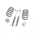 Suspension & Steering - Suspension Lift Kits - Rough Country - Rough Country 3in Suspension Lift Kit | 2003-2006 Jeep Liberty KJ 2WD/4WD