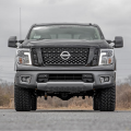 Rough Country 3in Bolt-On Lift Kit w/Lifted Struts | 2004-2018 Nissan Titan 2WD/4WD | Dale's Super Store