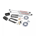Suspension & Steering - Suspension Lift Kits - Rough Country - Rough Country 2.5in Suspension Lift Kit | 1999-2006 Toyota Tundra 2WD/4WD