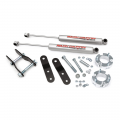 Suspension & Steering - Suspension Lift Kits - Rough Country - Rough Country 2.5in Suspension Lift Kit | 1995.5-2004 Toyota Tacoma 2WD/4WD