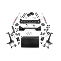 Toyota Tundra Page - Toyota Tundra Suspension Products - Rough Country - Rough Country 6in Suspension Lift Kit | 2016-2018 Toyota Tunda 4WD