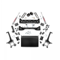 Suspension & Steering - Suspension Lift Kits - Rough Country - Rough Country 4.5in Suspension Lift Kit | 2007-2015 Toyota Tundra 2WD/4WD