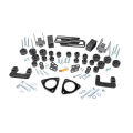 2007.5-2014 Chevrolet Silverado / GMC Sierra - Chevrolet Silverado / Sierra Suspension - Rough Country - Rough Country 3.75in Combo Lift Kit | 2007-2013 GM 1500 2WD/4WD P/U